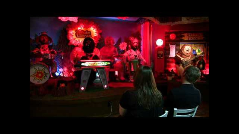 Marriage Proposal- The Rock-afire Explosion-