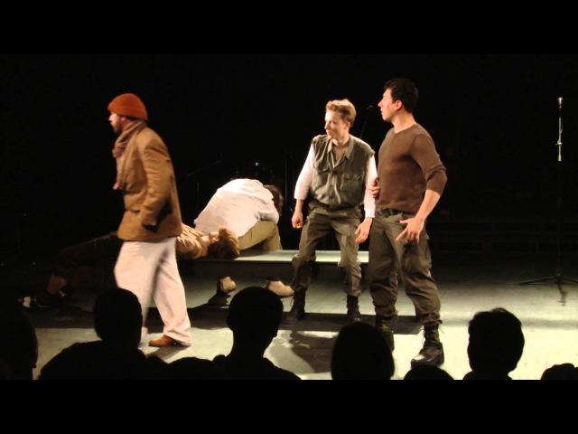Театр на Литейном. День в Тени города
