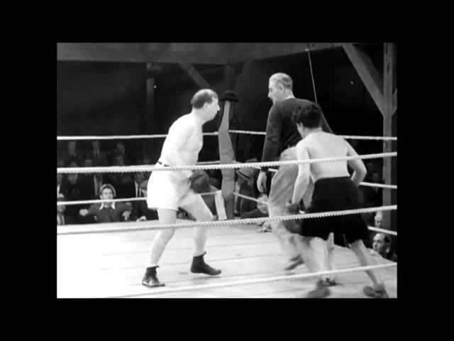 Charlie Chaplin Boxing Comedy City Lights