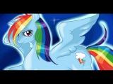 Rainbow Dash Game - Игра Литл Пони Радуга Дэш Полет