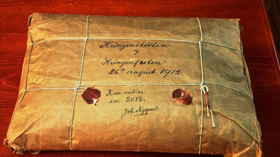 Йохан Нигард норвегия пакет 1012 года