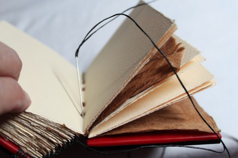 Как сделать книгу своими руками фото из