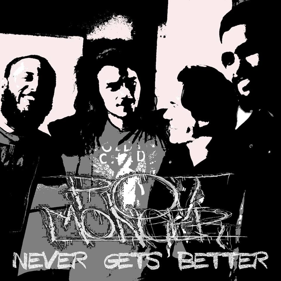 Rot Monger - Never Gets Better (2015)