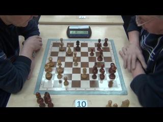 ПФО-2016 ветераны шахматы БЛИЦ - 1