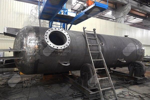 Производство ресиверов азота