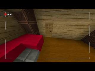 Паранормальное Явление #1 - Проклятый Дом Серия #1 - Сериал в Майнкрафте - Страшный Майнкрафт