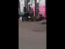 Боготворительныи концерт ветераном Авгана на автовокзале