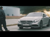 Тест-драйв от Давидыча Mercedes S-coupe 63 AMG