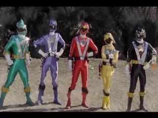 [dragonfox] Engine Sentai Go-Onger - 06 (RUSUB)