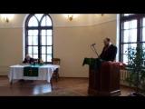Проповедь М. В. Иванова, воскресенье 14 февраля 2016, Освящайтесь