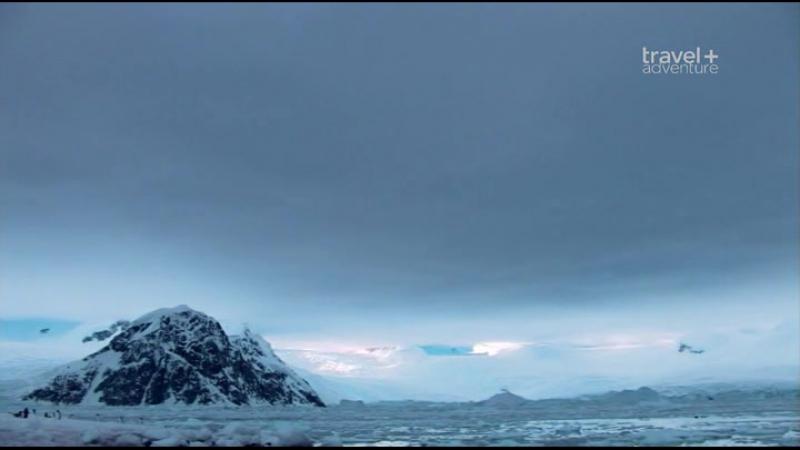 Путешествие на край света с Артом Вольфом: 17 серия. Антарктика и Фолклендские острова