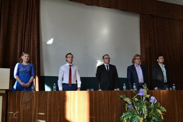 В Подмосковье завершил свою работу XII Пленум ЦК ЛКСМ РФ.