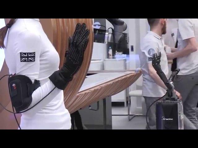World's First Robotic Kitchen Unveiled