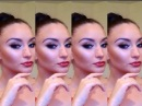 Make up for dancesport competition just in 7 minutes by Sharanova Ekaterina