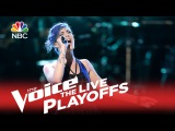 The Voice 2015 Ellie Lawrence - Live Playoffs