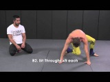 CXT  BJJ Warmup with Jeff Glover
