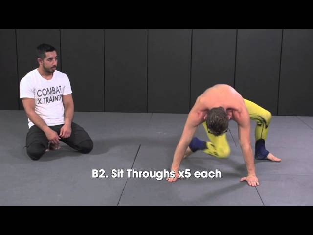 CXT | BJJ Warmup with Jeff Glover