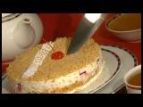 Торт Белая вишня