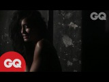 Lisa Haydon Starts A Meltdown  Photoshoot Behind-the-Scenes  GQ India