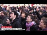 В Кёльне проходят акции в связи с нападениями мигрантов на женщин