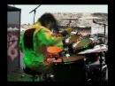 Joey Jordison Drumming (Backstage camera)