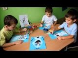 Как нарисовать снеговика Олафа? - занятие для дошкольников