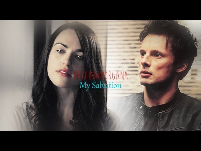 ArthurMorgana | My Salvation (Modern-AU)