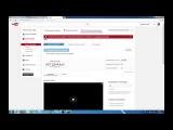 Как записать стрим (stream) на ютуб (YouTube)?