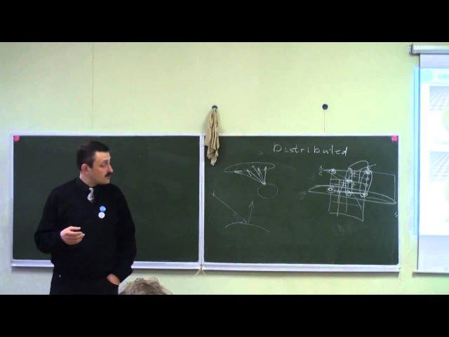 Лекция 11 | Компьютерная графика | Виталий Галинский | Лекториум