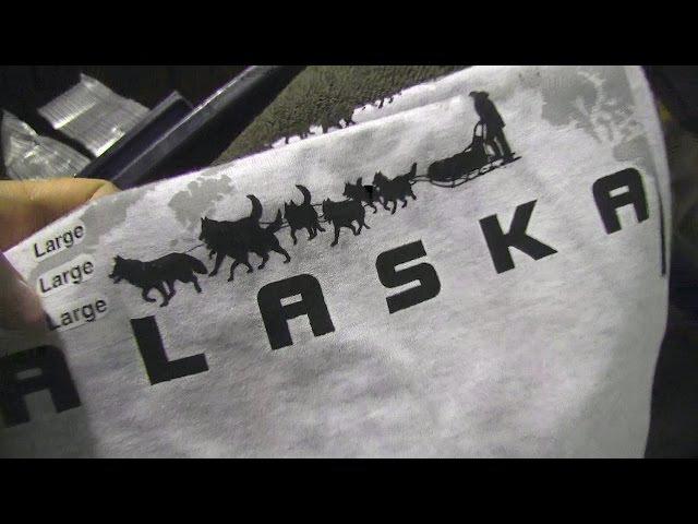 Gifts from Alaska Unpacking - Подарки с Аляски от Анастасии в память о Роме