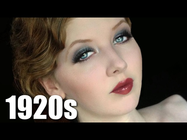 Historically Accurate: 1920s Makeup Tutorial