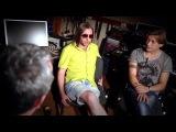 Интервью с Лёвой и Шурой Би-2