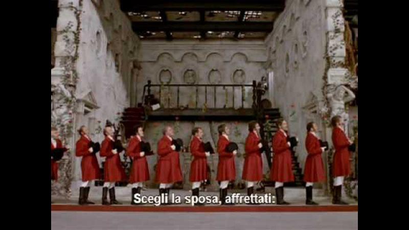 Rossini - Come un'ape ne' giorni d'aprile (La Cenerentola)