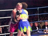 Women's Boxing - Brutal Fight - Cathy 'The Bitch' Brown v Svetla Taskova
