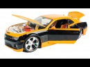 МАШИНКИ CARS. Chevrolet Comaro. Спортивная машина Развивающее видео про машинки
