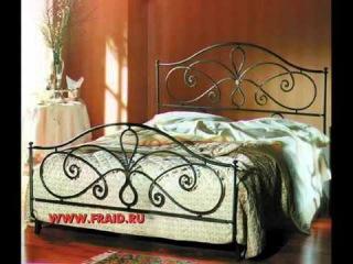 Видео каталог кованой мебели компании Фрайд, 1997 год.