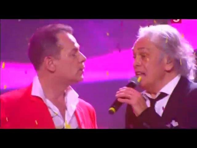Вадим Казаченко Riccardo Fogli - Storie di tutti i giorni (Легенды RetroFM от 1.01.2016)