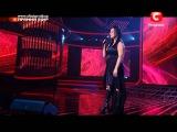 Х-Фактор 2 - Лорен Кристи - Lauren Christy - эфир 26.11.2011