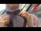 Как правильно завязать галстук.flv