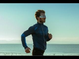 Специальные очки для бегунов и велосипедистов