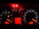 Audi RS4 Biturbo Acceleration 0-310 Brutal Sound