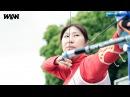 ShootLikeMe: China's Xu Jing explains her archery technique  WinWin AFR