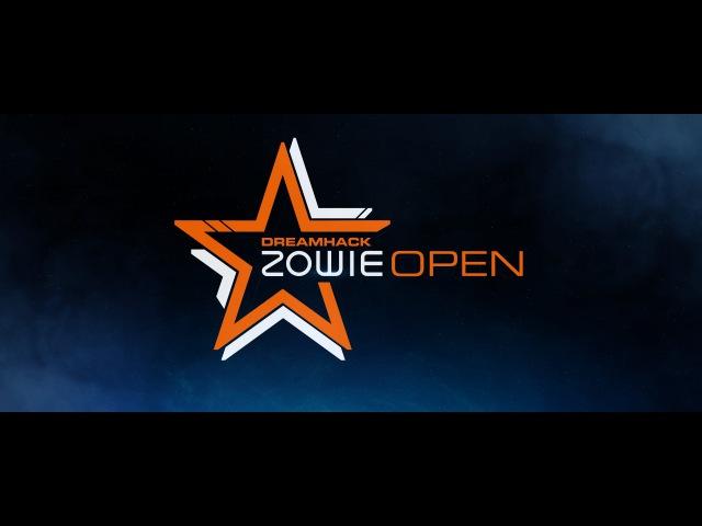 DreamHack ZOWIE Open Premiere Trailer - CS:GO