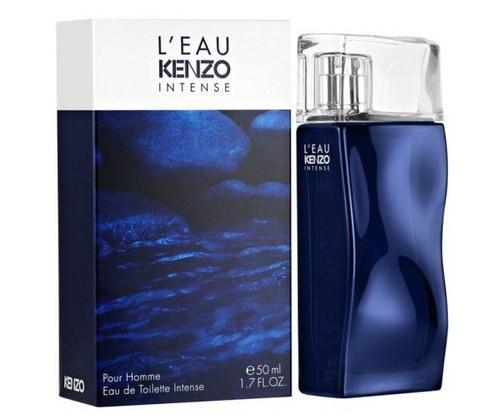 Kenzo L`eau Kenzo Intense Ноmme 100ml. 1690 рублей.