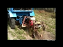 Самодельный мини трактор клип