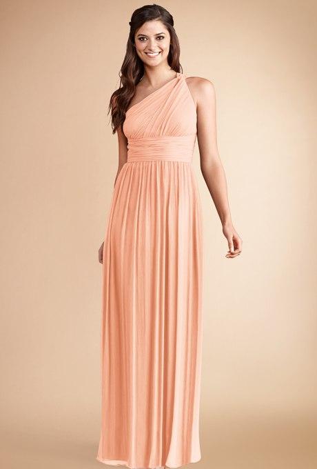 IzIOY7 07n4 - Актуальные в наступающем сезоне персиковые свадебные платья