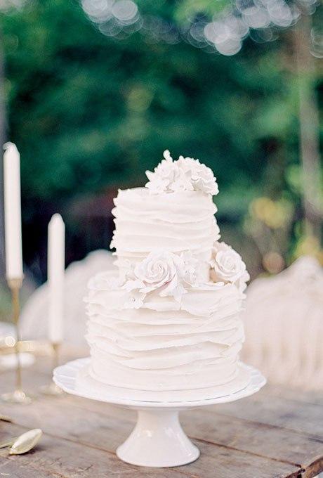 32DHhf8qgxo - 23 Белоснежных свадебных торта