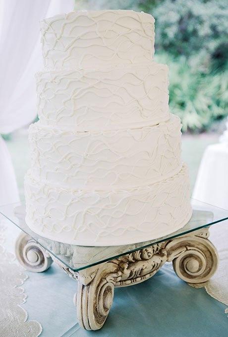 jHx4FdnNrSM - 23 Белоснежных свадебных торта