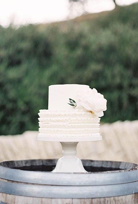 mITzitRC6c4 - 23 Белоснежных свадебных торта