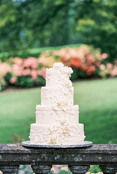 4Xy aKXSjME - 23 Белоснежных свадебных торта